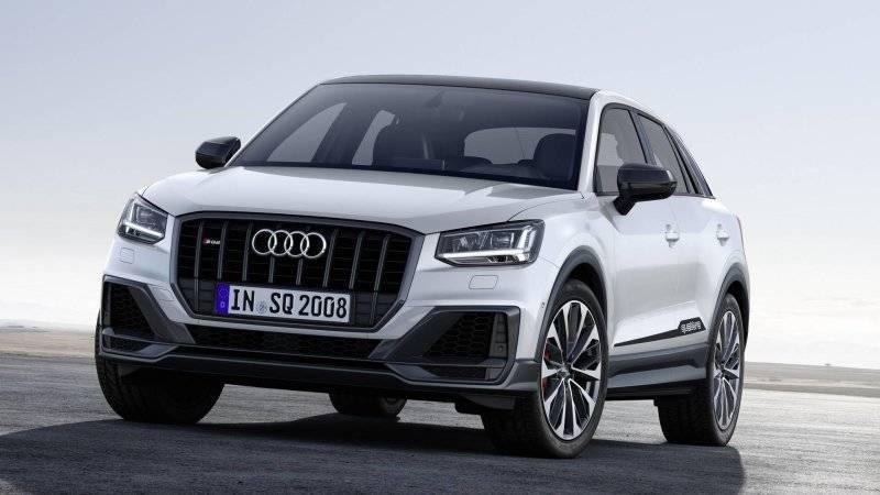 Audi SQ2 обещает стать одной из звезд Парижского автосалона 2018 года.