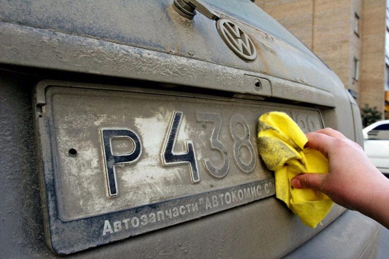 Перед поездкой и во время нее старайтесь следить за чистотой важных частей автомобиля.