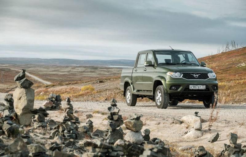 Обновленный УАЗ Пикап поступил в продажу, о чем накануне сообщили официальные представители компании.