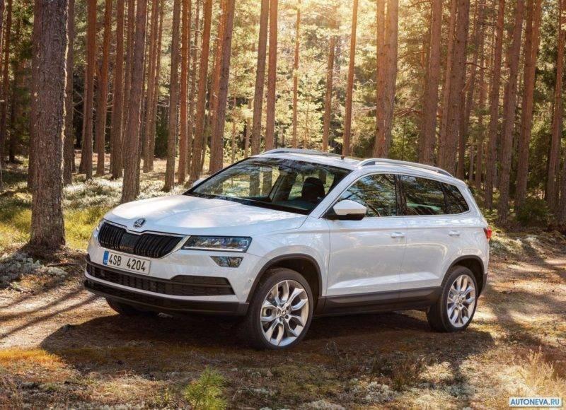 О решении продавать на территории России паркетник Skoda Karoq сообщил накануне председатель совета директоров компании.