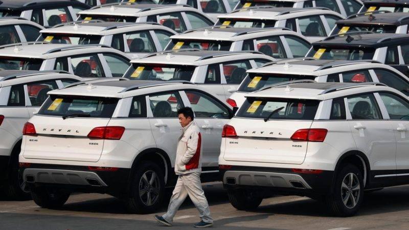 Рост числа проданных на вторичном рынке китайских автомобилей составил 8,5%, превысив 58 тысяч машин.