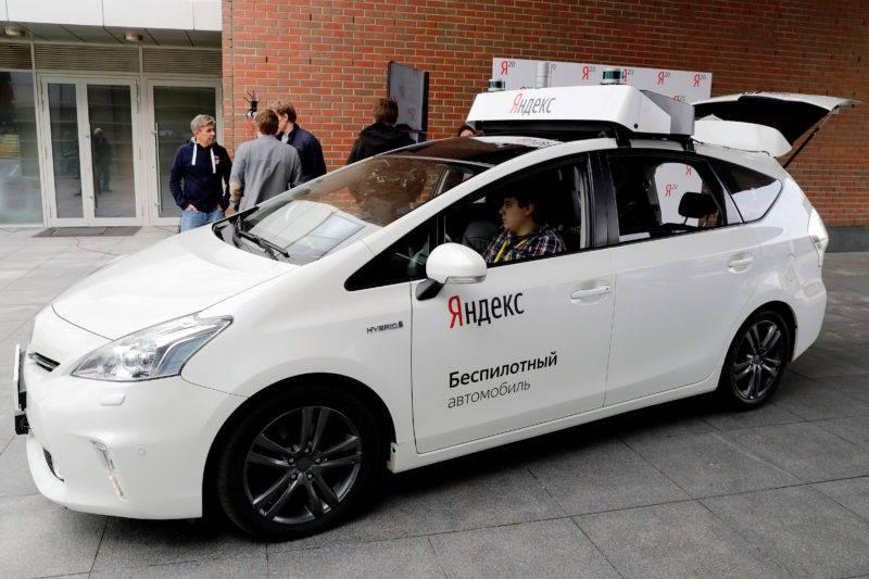 Про беспилотный автомобиль Яндекса слышали если не все, то многие.