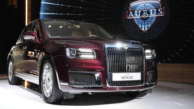 Первые автомобили Aurus были по-настоящему шикарными и, как и многое отечественное, противоречивыми.