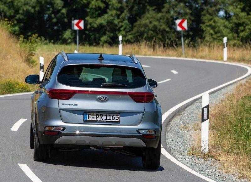 Известно, что достоинствами автомобиля стали экономичность, проходимость и динамика.