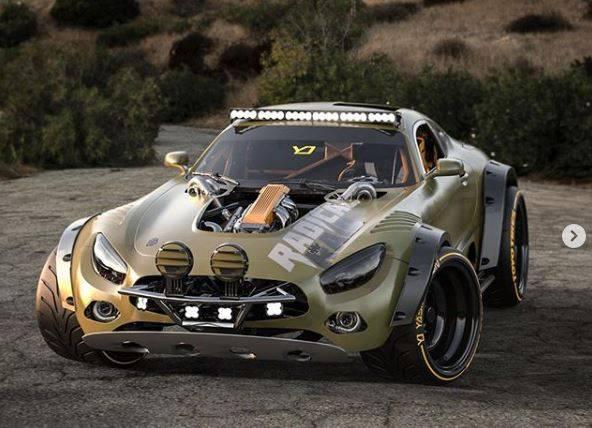 Mercedes-AMG GT All-Terrain