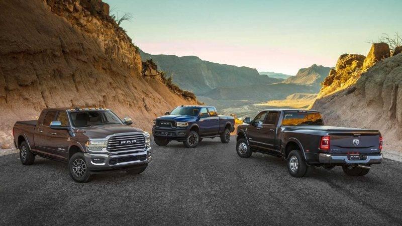 Ram HD 2019 - основной конкурент нового тяжелого пикапа от Chevy.
