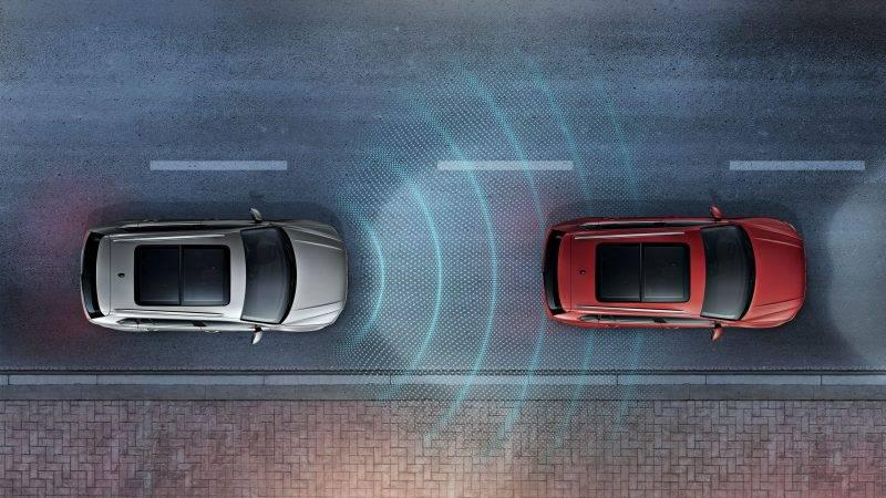 Адаптивный круиз-контроль, напомним, помимо поддержания скорости соблюдает безопасную дистанцию между движущимися ТС, реагируя на изменение дорожной обстановки.