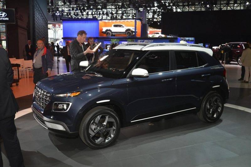 Hyundai считает, что нужно больше маленьких кроссоверов.