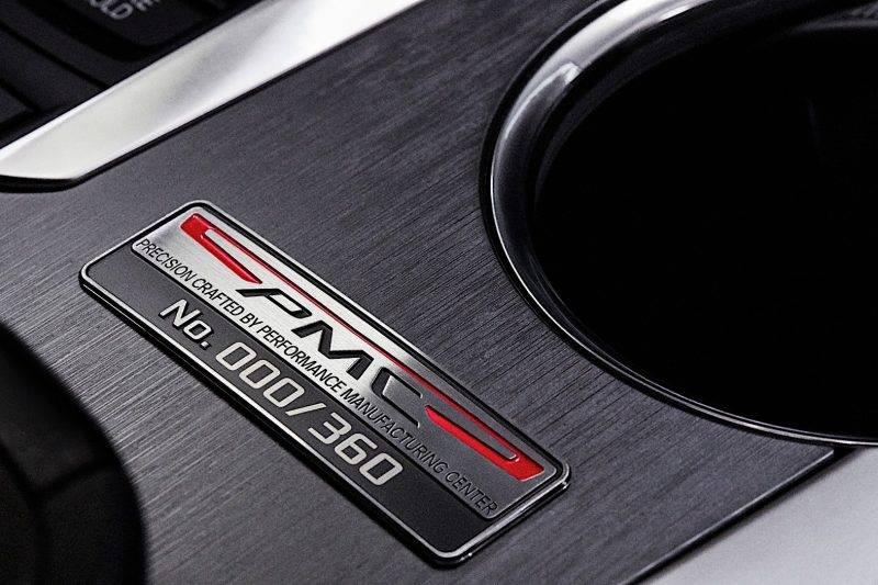 Всего будет выпущено 360 экземпляров PMC-версии.