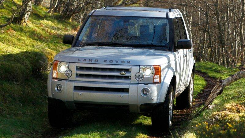 LR Discovery 2008