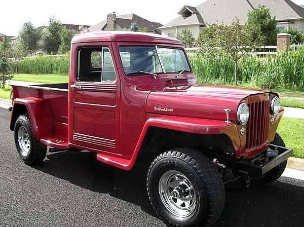 Willys-Overland 1947 года.