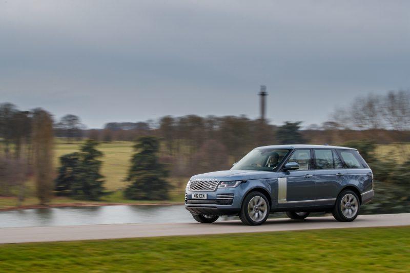 Range Rover Autobiography p400e.
