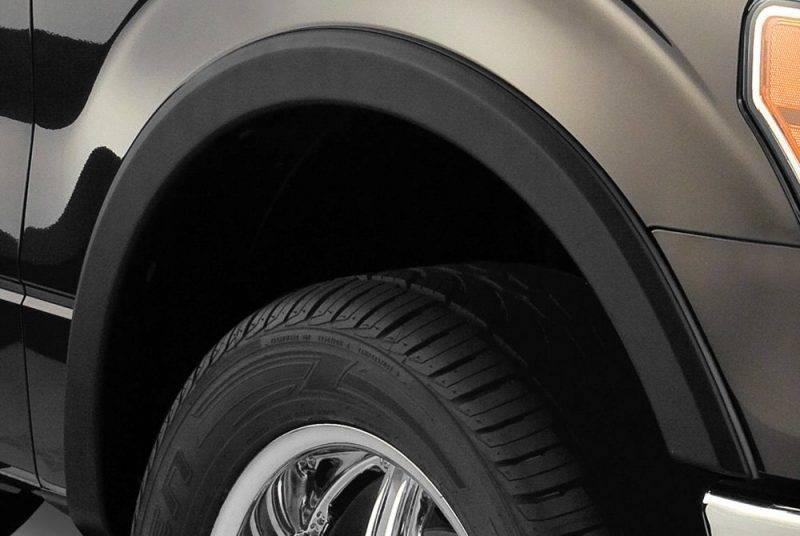 Колесные арки автомобилей становится все просторнее. Их необходимо чем-то заполнить кроме обычной черной резины.